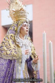 Rosario de Vísperas de la Virgen de las Angustias 2017 (2)