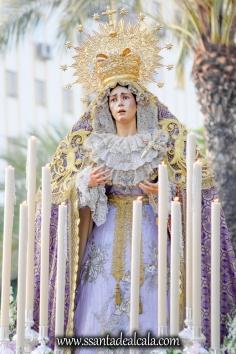 Rosario de Vísperas de la Virgen de las Angustias 2017 (3)