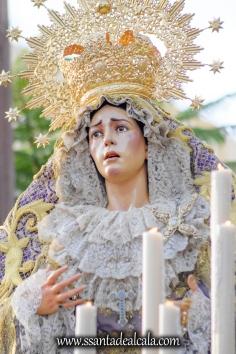 Rosario de Vísperas de la Virgen de las Angustias 2017 (4)