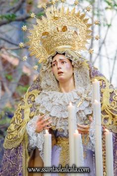 Rosario de Vísperas de la Virgen de las Angustias 2017 (5)