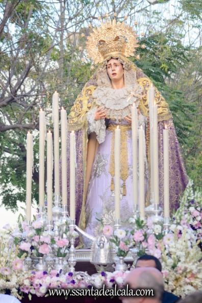 Rosario de Vísperas de la Virgen de las Angustias 2017 (6)