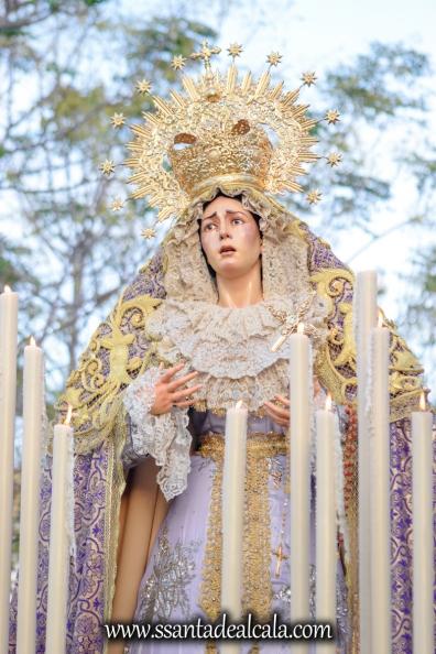 Rosario de Vísperas de la Virgen de las Angustias 2017 (7)