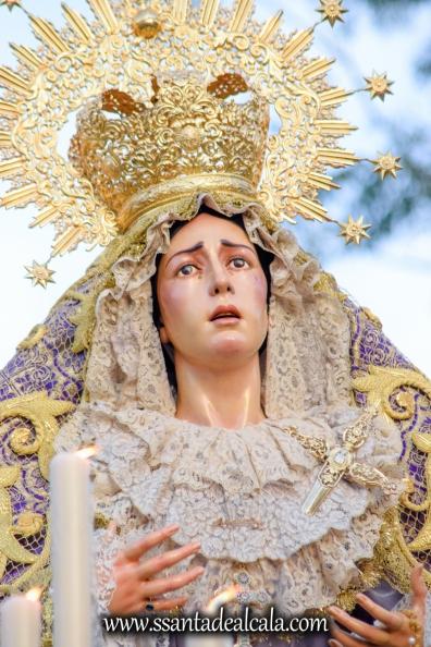 Rosario de Vísperas de la Virgen de las Angustias 2017 (8)