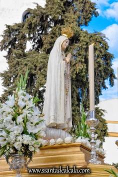Salida Extraordinaria de la Virgen de Fátima 2017 (1)