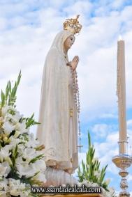 Salida Extraordinaria de la Virgen de Fátima 2017 (13)