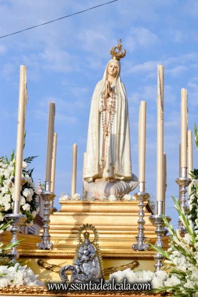 Salida Extraordinaria de la Virgen de Fátima 2017 (15)