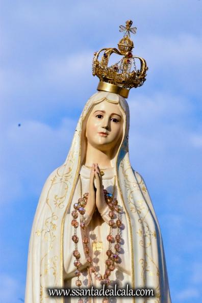 Salida Extraordinaria de la Virgen de Fátima 2017 (16)