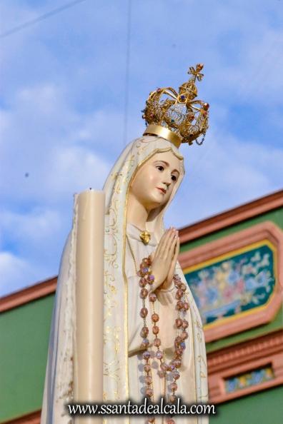 Salida Extraordinaria de la Virgen de Fátima 2017 (17)