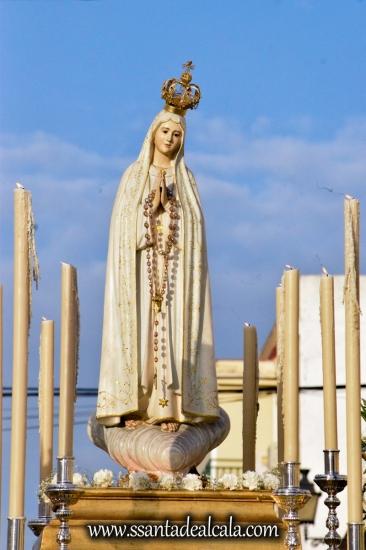 Salida Extraordinaria de la Virgen de Fátima 2017 (19)