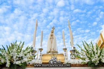 Salida Extraordinaria de la Virgen de Fátima 2017 (21)