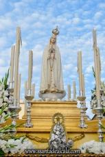 Salida Extraordinaria de la Virgen de Fátima 2017 (22)