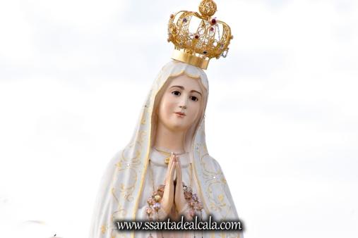 Salida Extraordinaria de la Virgen de Fátima 2017 (6)