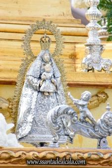 Salida Extraordinaria de la Virgen de Fátima 2017 (7)