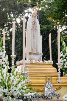 Salida Extraordinaria de la Virgen de Fátima 2017 (9)