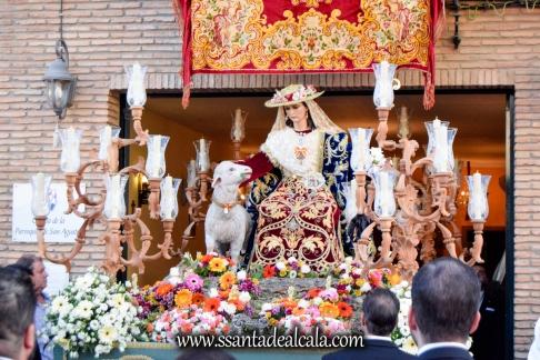 Salida Procesional de la Divina Pastora 2017 (1)
