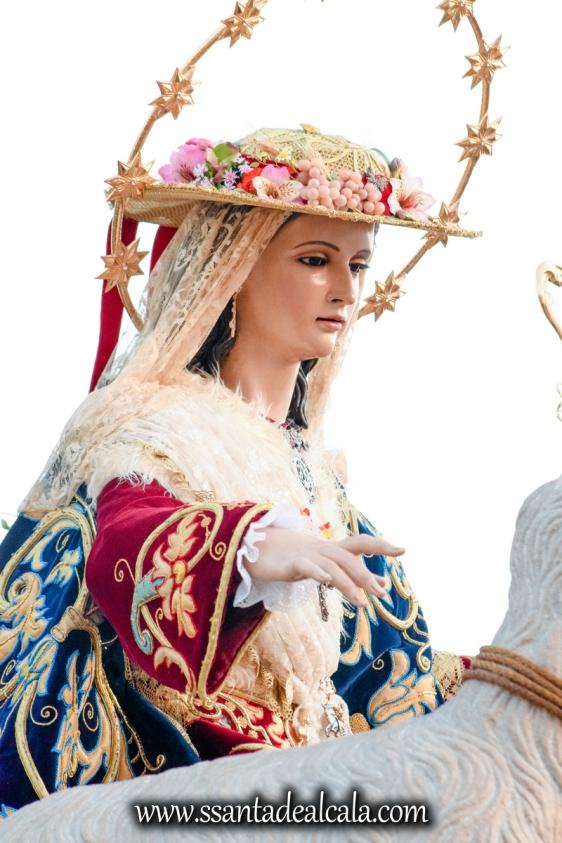 Salida Procesional de la Divina Pastora 2017 (15)