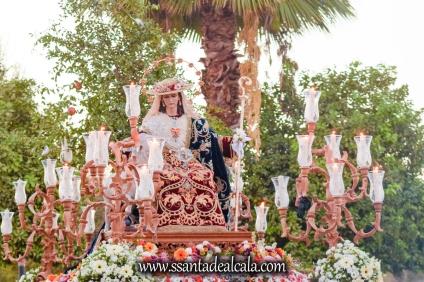 Salida Procesional de la Divina Pastora 2017 (19)