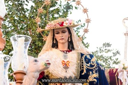 Salida Procesional de la Divina Pastora 2017 (5)