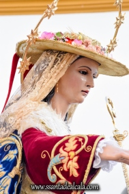 Salida Procesional de la Divina Pastora 2017 (7)