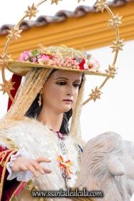 Salida Procesional de la Divina Pastora 2017 (8)
