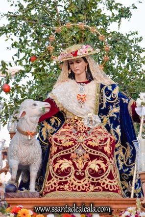 Salida Procesional de la Divina Pastora 2017 (9)
