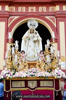 Salida Procesional de la Virgen del Rosario 2017 (1)