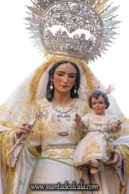 Salida Procesional de la Virgen del Rosario 2017 (10)
