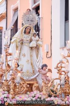 Salida Procesional de la Virgen del Rosario 2017 (14)