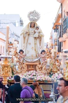 Salida Procesional de la Virgen del Rosario 2017 (17)