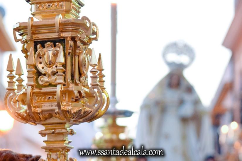 Salida Procesional de la Virgen del Rosario 2017 (18)