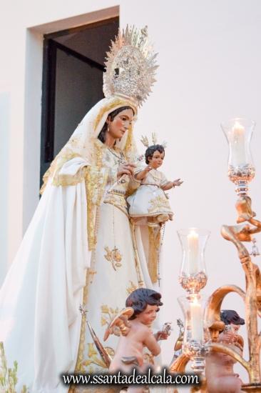 Salida Procesional de la Virgen del Rosario 2017 (19)