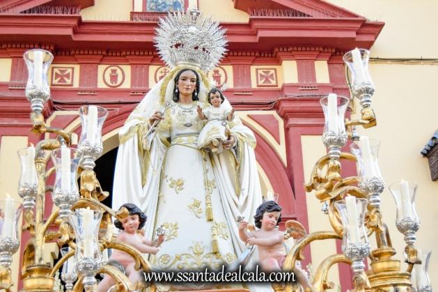 Salida Procesional de la Virgen del Rosario 2017 (2)