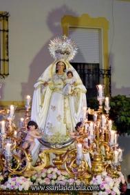 Salida Procesional de la Virgen del Rosario 2017 (22)