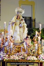 Salida Procesional de la Virgen del Rosario 2017 (23)