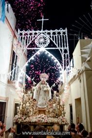 Salida Procesional de la Virgen del Rosario 2017 (24)