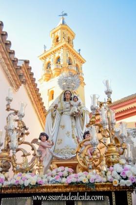 Salida Procesional de la Virgen del Rosario 2017 (3)