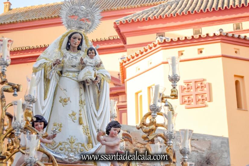 Salida Procesional de la Virgen del Rosario 2017 (4)