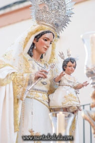 Salida Procesional de la Virgen del Rosario 2017 (7)