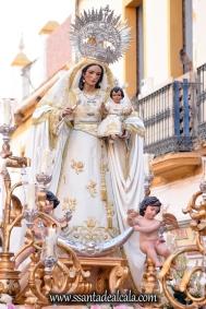 Salida Procesional de la Virgen del Rosario 2017 (9)