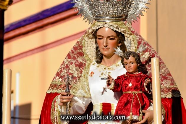 Rosario Vespertino Extraordinario de la Virgen del Rosario (1)