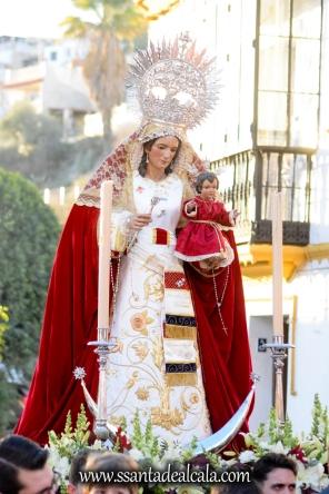 Rosario Vespertino Extraordinario de la Virgen del Rosario (10)