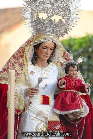 Rosario Vespertino Extraordinario de la Virgen del Rosario (11)