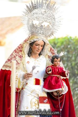 Rosario Vespertino Extraordinario de la Virgen del Rosario (12)