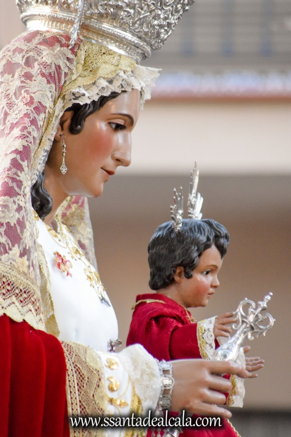 Rosario Vespertino Extraordinario de la Virgen del Rosario (14)