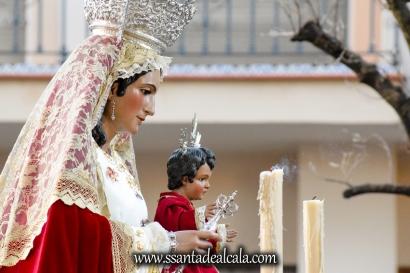 Rosario Vespertino Extraordinario de la Virgen del Rosario (15)
