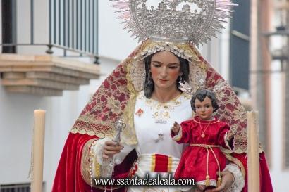 Rosario Vespertino Extraordinario de la Virgen del Rosario (17)