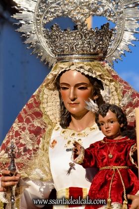 Rosario Vespertino Extraordinario de la Virgen del Rosario (2)