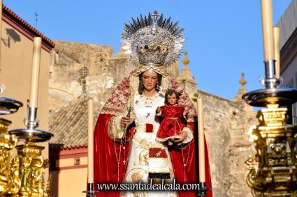 Rosario Vespertino Extraordinario de la Virgen del Rosario (4)