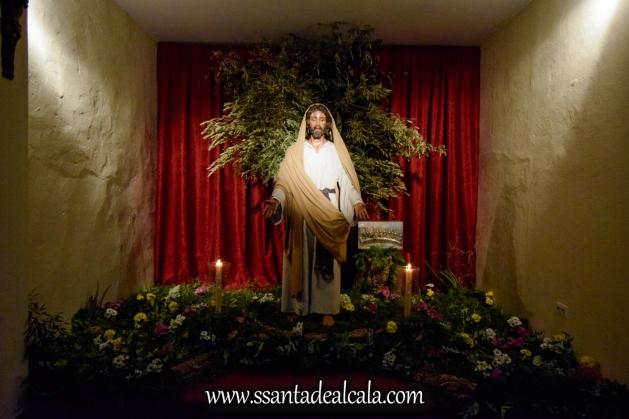 Solemne Besamanos al Cristo de la Paz (1)