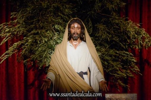 Solemne Besamanos al Cristo de la Paz (10)